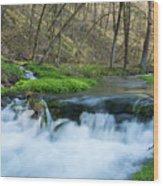 Deer Creek Ia 6 Wood Print