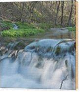 Deer Creek Ia 7 Wood Print
