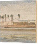 Deir Kadige, 1 P.m., January 2, 1867 Wood Print