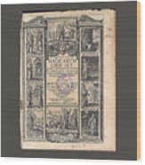 Del Rio- Witchcraft Wood Print