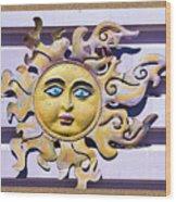 Del Sol Wood Print