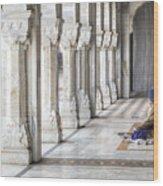 Delhi - India Wood Print