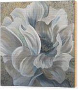 Delicate Reveal Wood Print