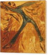 Delight - Tile Wood Print
