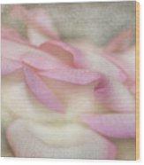 Delightfully Delicate Wood Print