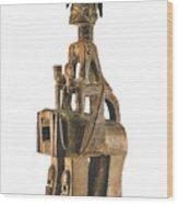 Delta 7 Wood Print