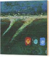 Delta Wood Print