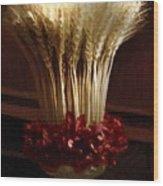 Demeter's Bouquet Wood Print