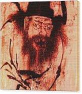 Demon Queller Wood Print