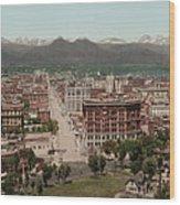 Denver, Colorado, Photochrom By William Wood Print