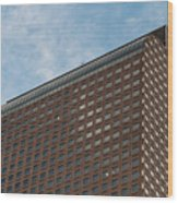 Denver's Iconic Cash Register Wood Print