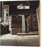 Departed Years Wood Print