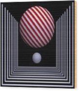 Depth  -10-  Wood Print