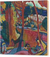 Derain: Lestaque, Wood Print
