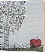 Derevo Wood Print