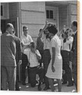 Desegregation, 1963 Wood Print by Granger