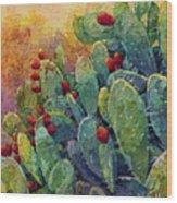 Desert Gems 2 Wood Print