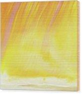 Desert Iv Wood Print