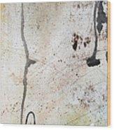 Desert Surroundings 2 By Madart Wood Print