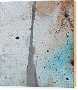 Desert Surroundings 3 By Madart Wood Print