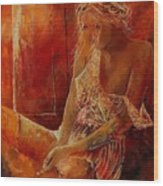 Deshabille 569002 Wood Print