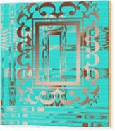 Design 4 Wood Print