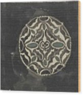 Design For A Brooch , Carel Adolph Lion Cachet, 1874 - 1945 Wood Print