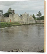 Desmond Castle, Limerick, Ireland Wood Print