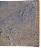 Desolate Highway Wood Print