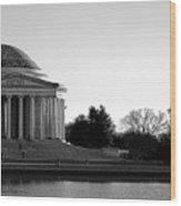 Destination Washington  Wood Print