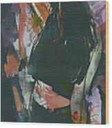 Destinations Abstract Portrait Wood Print