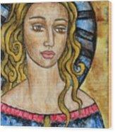 Devonee Wood Print