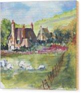 Devonshire Wood Print