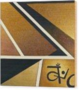 Dhammapada Wood Print