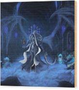 Diablo IIi Reaper Of Souls Wood Print