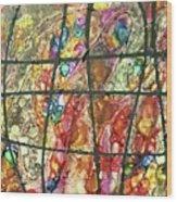 Diabolical Madness - V1cfs100 Wood Print
