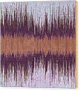11041 Diamond Dogs By David Bowie Wood Print