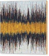 11049 Diamond Dogs By David Bowie V5 Wood Print