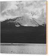 Diamond Lake  Wood Print