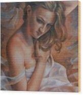 Diana 2 Wood Print by Arthur Braginsky