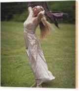 Diana, Goddess Of The Hunt #2 Wood Print