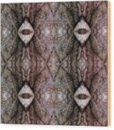 Didgitized Ballpoint IIi Wood Print