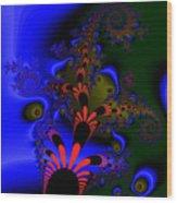 Diesseogge Wood Print