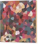 Digital Artwork 586 Wood Print