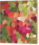 Digital Artwork 702 Wood Print