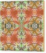 Digital Colors Wood Print