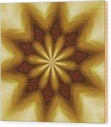 Digital Doodle 110510a Wood Print