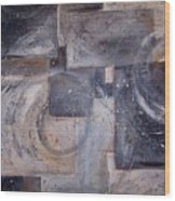 Dimensional Disarray Commissioned Sold Wood Print