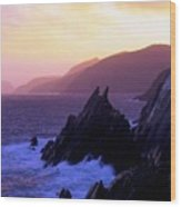 Dingle Peninsula, Co Kerry, Ireland Wood Print