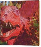 Dinosaurs 8 Wood Print